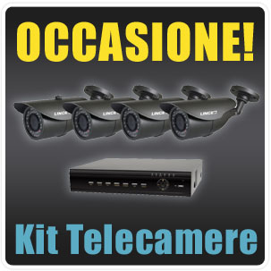 Banner Laterale - 1 Kit Telecamere 7672